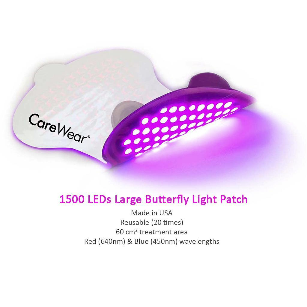 Large Magenta Butterfly, Single